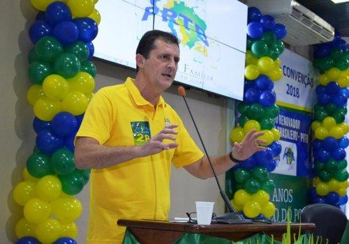 ELEIÇÕES 2018 - PRTB em Roraima apresenta pré-candidatos a deputados estadual e federal