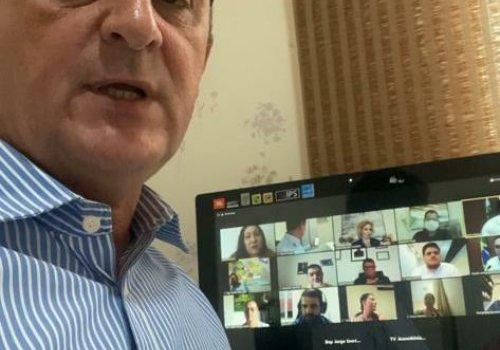 CORONAVÍRUS - Chagas propõe suspender desconto de empréstimos consignados dos servidores públicos