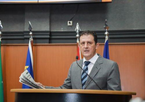 """PRÉ-SAL -""""Recursos devem melhorar a vida da população"""", diz Chagas"""